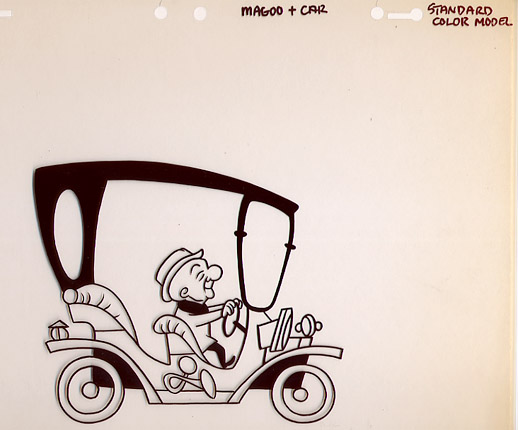 #U27 - 'Mr Magoo Opening Theme', Famous Adventures Of Mister Magoo, (1964-65).